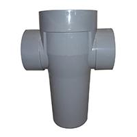 タキロン 塩ビ製雨水ます ストレート 100-150