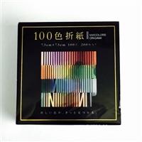 100色折紙 200枚 7.5×7.5CM