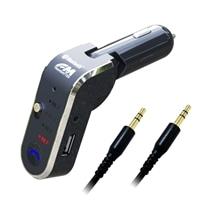 【店舗限定】カシムラ Bluetooth3.0 FMトランスミッター AUXケーブル付 KD-165
