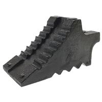 日本ボデーパーツ工業 ハイプラ 歯止め K型 黒