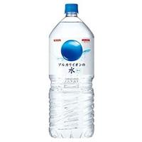 【ケース販売】キリン アルカリイオンの水 2L×6本