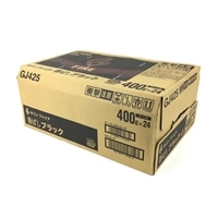 【ケース販売】キリン ファイア 香ばしブラック 400g×24本