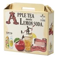 キリン 午後の紅茶 アレンジティーキット Fruit×Fruitアップル&グリーンアップル+キリンレモン