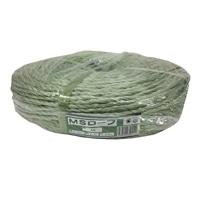 <ケース販売用単品JAN>MSロープ いぐさ色 約6mm×200m