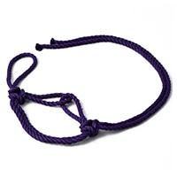 <ケース販売用単品JAN> ジュート立具 紫