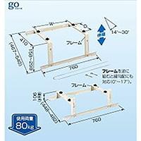 クーラーキャッチャー屋根置き用 C−YG