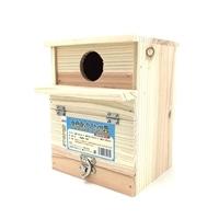 シン セキセイ巣箱