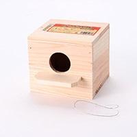 シン 十姉妹巣箱