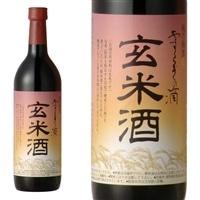 【ネット限定】くらから便 株式会社DHC酒造 やすらぎの滴 玄米酒【別送品】