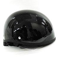 ダックテールヘルメット ブラック NT-031