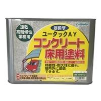 ユータックAY コンクリート床用塗料 ライトグリーン 7kg【別送品】