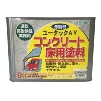 ユータックAY コンクリート床用塗料 グレー 7kg【別送品】