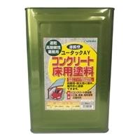 ユータックAY コンクリート床用塗料 グレー 15kg【別送品】