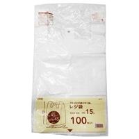 ショッピングパック乳白色NO45 100枚入