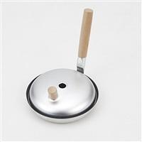フタ付ふっ素親子鍋 16cm FO-1616