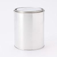 フタ付 丸缶 1L