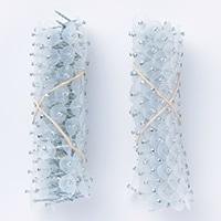 ポリ連結傘釘 30連(270個)・白