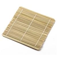 竹すのこ (角) 17.5×17.5cm