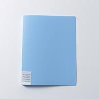 パステルA4プレスファイル-BL・A4PPR