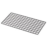 《ワイヤーネット》メッシュネット 30×60cm ブラック