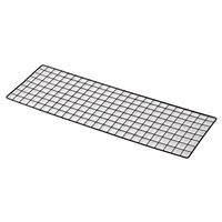 《ワイヤーネット》メッシュネット 30×90cm ブラック