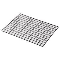 <ワイヤーネット> メッシュネット 45×60cm ブラック