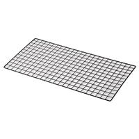 <ワイヤーネット> メッシュネット 45×90cm ブラック