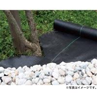防草シート 2x50m ブラック