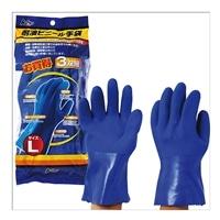 耐油ビニール手袋 3双組 Mサイズ