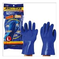 耐油ビニール手袋 3双組 Lサイズ