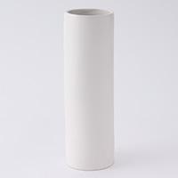 花瓶丸型高さ25cm(白)VR25-WH
