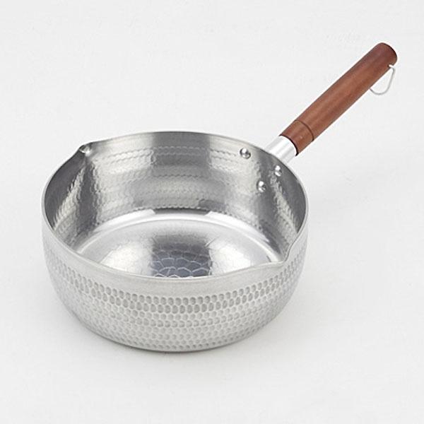 厚底アルミ行平鍋22cm YN−2022