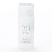 PE詰替ボトル 30ml ワンタッチキャップタイプ