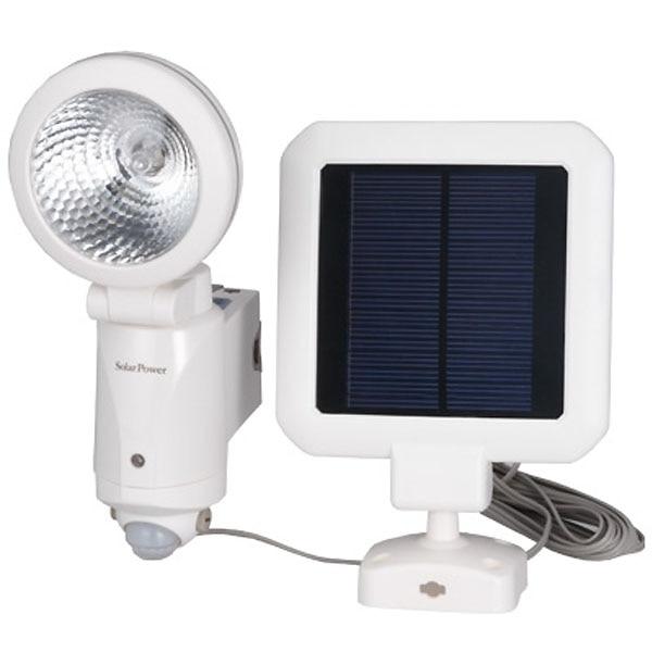 ライテックス ソーラーセンサーライト CZ−6S