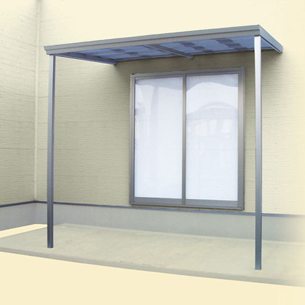 オリジナルテラス・ポリカ波板仕様 1.5間×6尺【別送品】