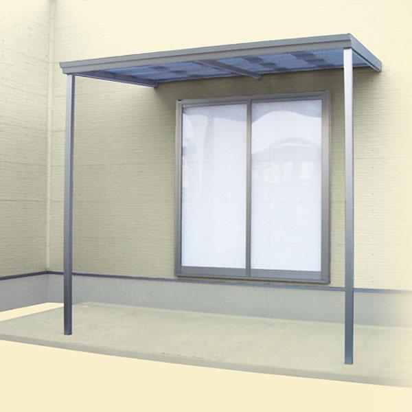 オリジナルテラス・ポリカ波板仕様 1.5間×4尺【別送品】