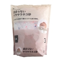 猫砂 Pet'sOne サラサラネコ砂 3L(1Lあたり 約132.7円)
