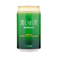 【ケース販売】濃いお茶 缶 340g×24本(1本あたり約37円)