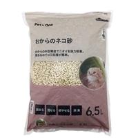 猫砂 Pet'sOne おからのネコ砂 6.5L(1Lあたり 約61.3円)