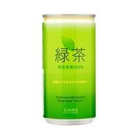 【ケース販売】緑茶 缶 180g×30本(1本あたり約27円)