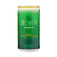 【ケース販売】濃いお茶 缶 180g×30本(1本あたり約27円)