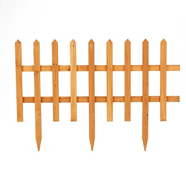 【数量限定】木製フェンスL(BW) FLB1283
