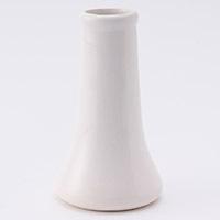 陶器花瓶 ホワイト