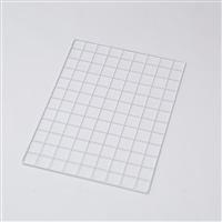 <ワイヤーネット> メッシュパネル 45×60 ホワイト T4560W