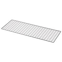 <ワイヤーネット> メッシュパネル 45×120 ブラック T45120B