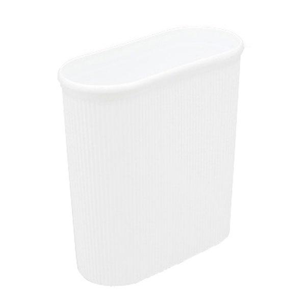楕円型ダストボックス 8.5L