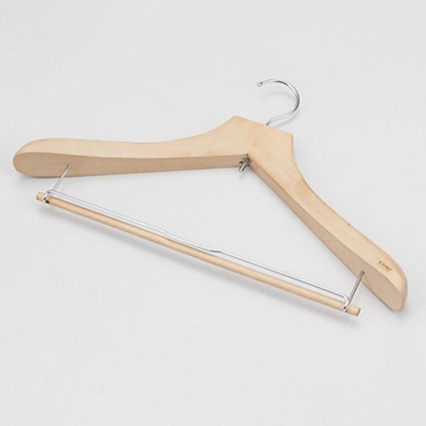 【数量限定】コートハンガー(木製)46cmCHM−4628K