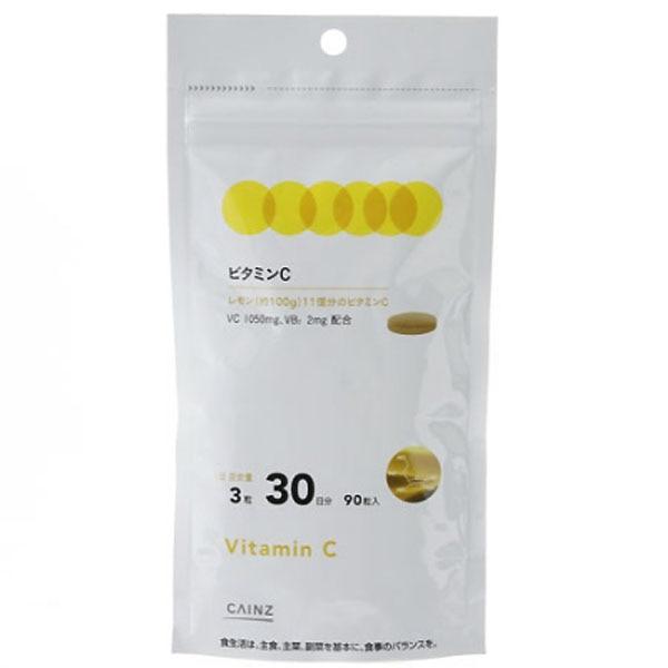 CAINZ ビタミンC 90粒