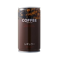 【数量限定・ケース販売】コーヒー レギュラーブレンド 185g×30缶(1缶あたり約33円)