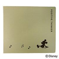 CDホルダー ミッキーマウス 12枚収納